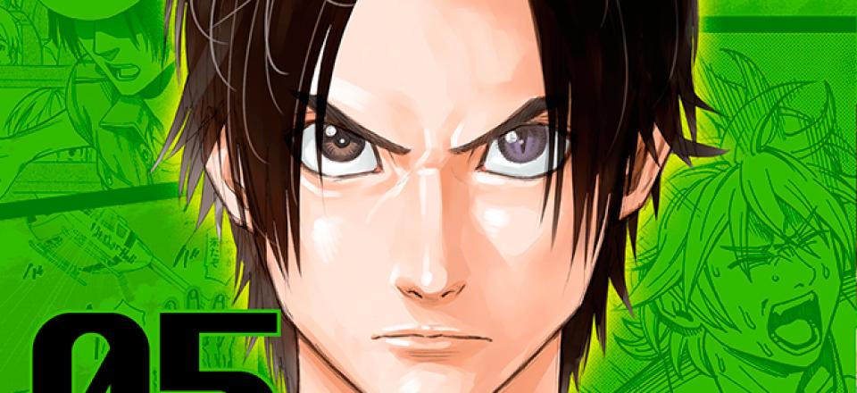 Dr.DUO 5巻 コミックスカバーデザイン