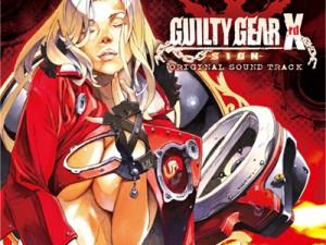 GGX SOUNDTRACK CD